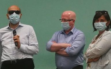 Insediamento nuovo Consiglio Regionale Pugliese dell'Unione Italiana dei Ciechi e degli ipovedenti