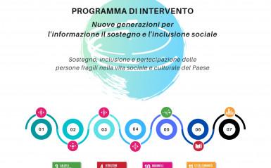 Calendario selezioni Bando Servizio Civile Universale
